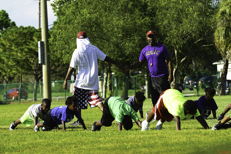 PreSeason Camp June 2017 - 4