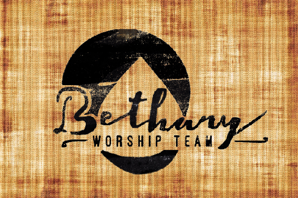 Bethany Worship Team Logos-01