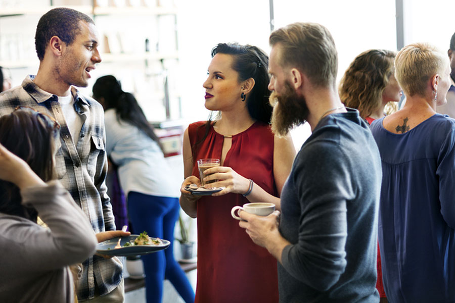 The Importance of the Social Hall in Conferences and Private Events