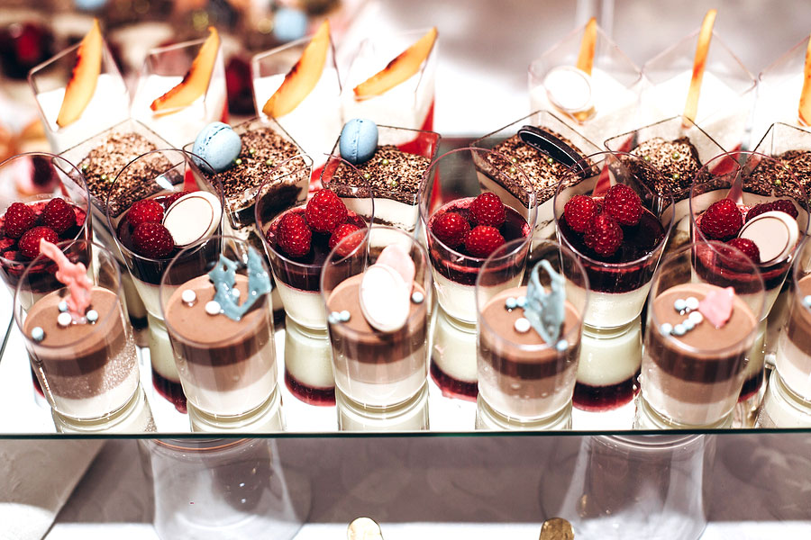 A venue that allows for outside catering is the ideal package.