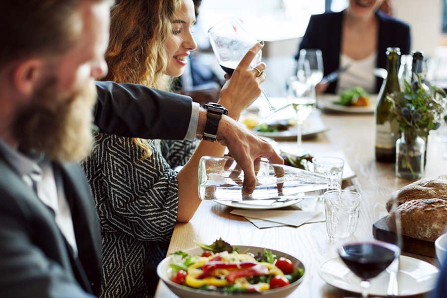 Luncheon Etiquette to Ensure You Leave Behind a Good Impression