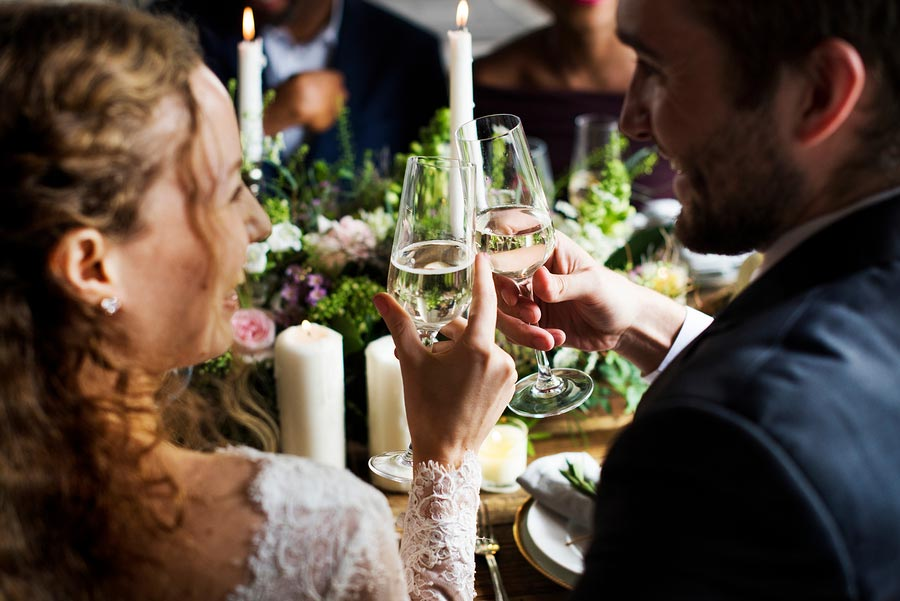 There is One Banquet Hall That Allows You to Use Your Own Caterer
