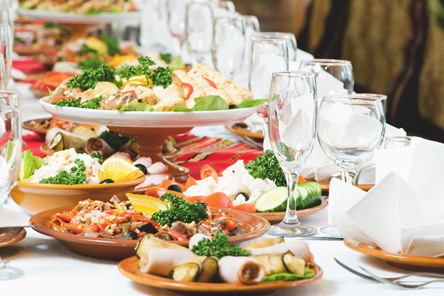 Outside Catering Solution for Venues