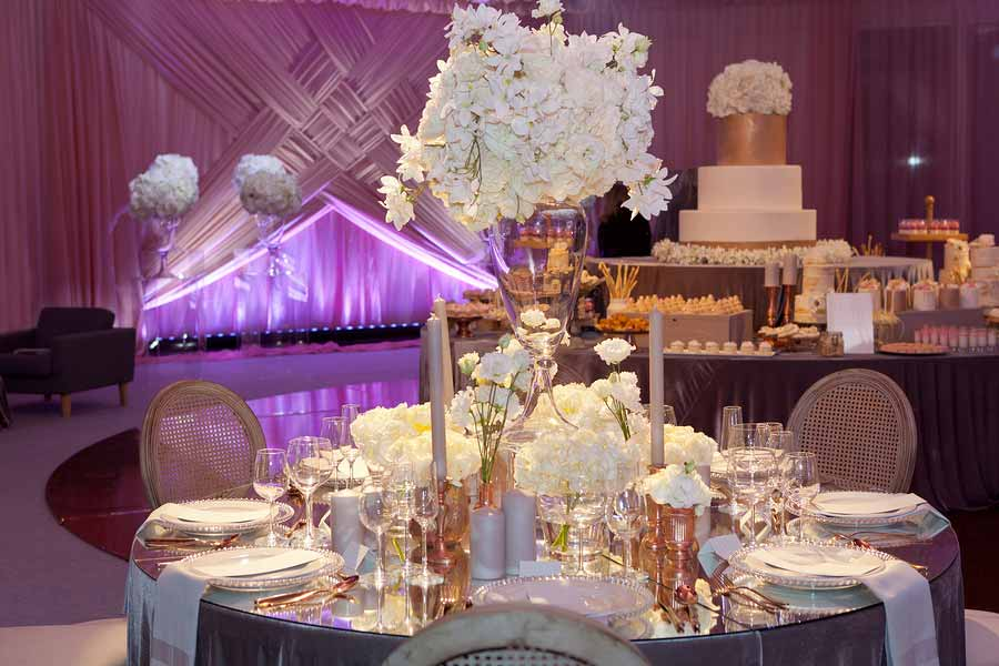 Ways Wedding Event Halls Can Go Over Budget