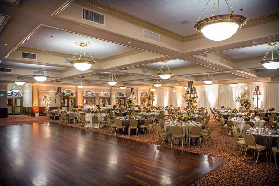 Event Space in San Jose Featuring Romantic Balconies