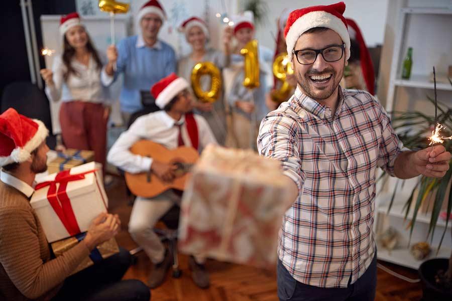 Company Holiday Party Venue in Silicon Valley