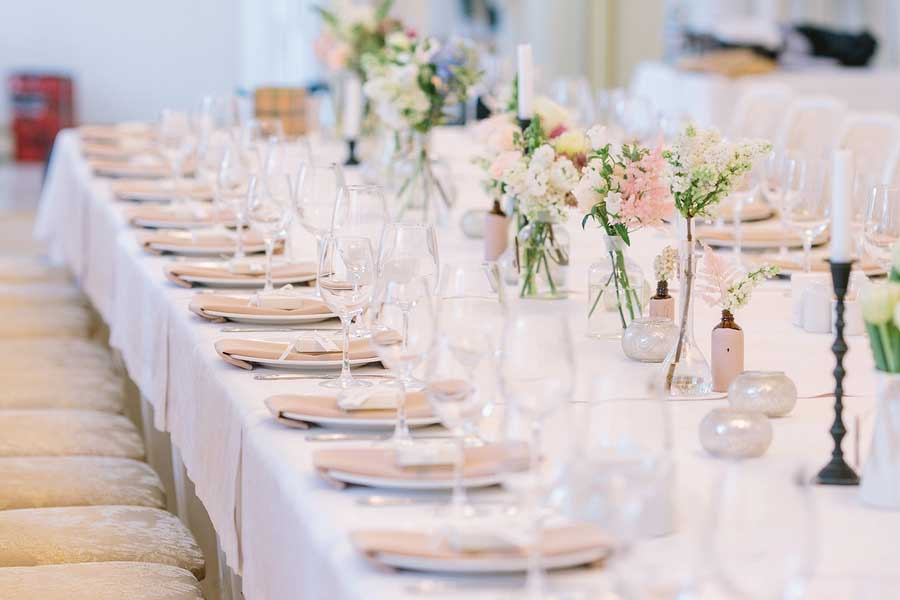 Beautiful Wedding Venues That Allow Outside Catering