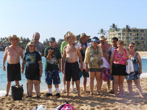 UCP CIP Tour to Hawaii