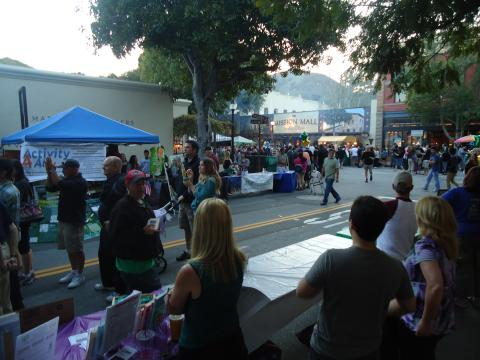 Farmers Market Disability Awareness Night - UCP of San Luis Obispo - Life Without Limits