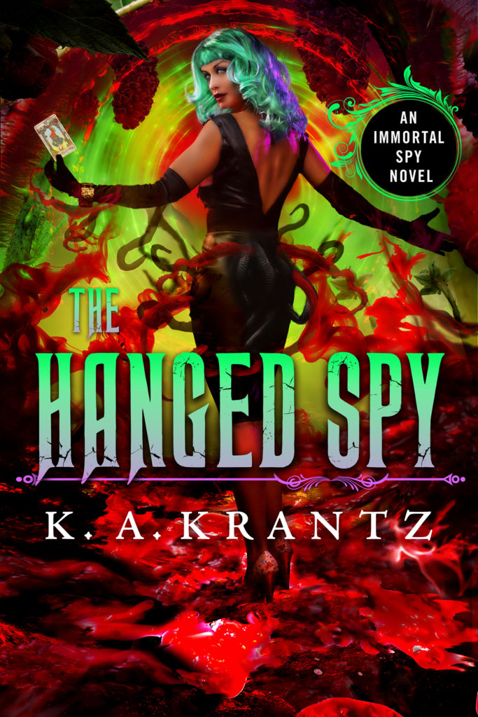 The Hanged Spy Cover