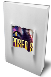 The Exposed Spy Partial Cover Reveal