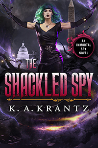 Book Cover: The Shackled Spy