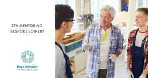 case study bespoke joinery mentoring