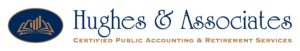Hughes & Associates Full Logo