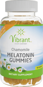 Melatonin Gummies by VibrantNutra