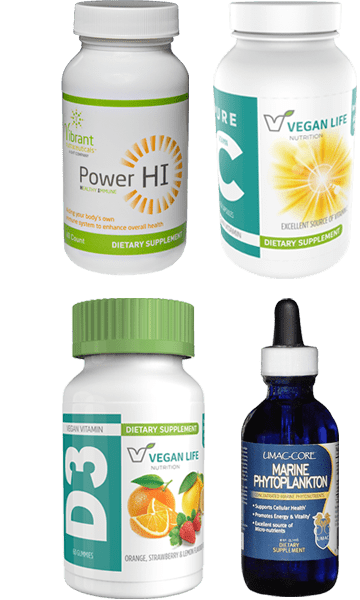 Immune system pack of products