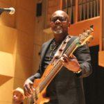 Joan Soriano bass player Guarino de la Cruz