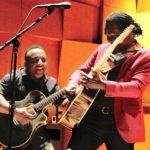 Joan Soriano and Nicolas Frias play live