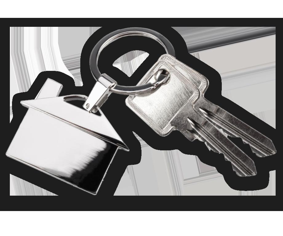 Viking Real Estate Welcome Home Keys