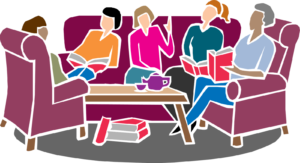 Clover Library Book Club