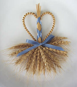 2019 Wheat Weaving Demonstration and Sale @ Steeple Building Museum
