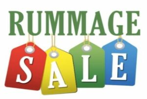 2019 Rummage Sale for American Cancer Society @ New Windsor Rodeo Park Hobby Building