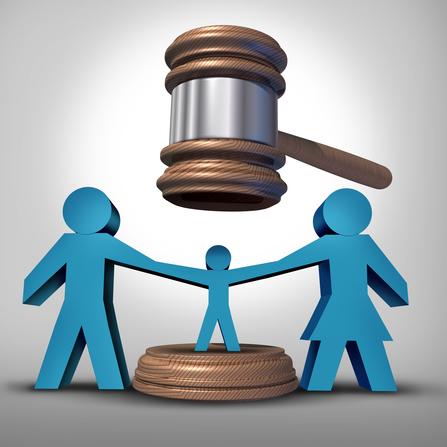 Child Custody Battle