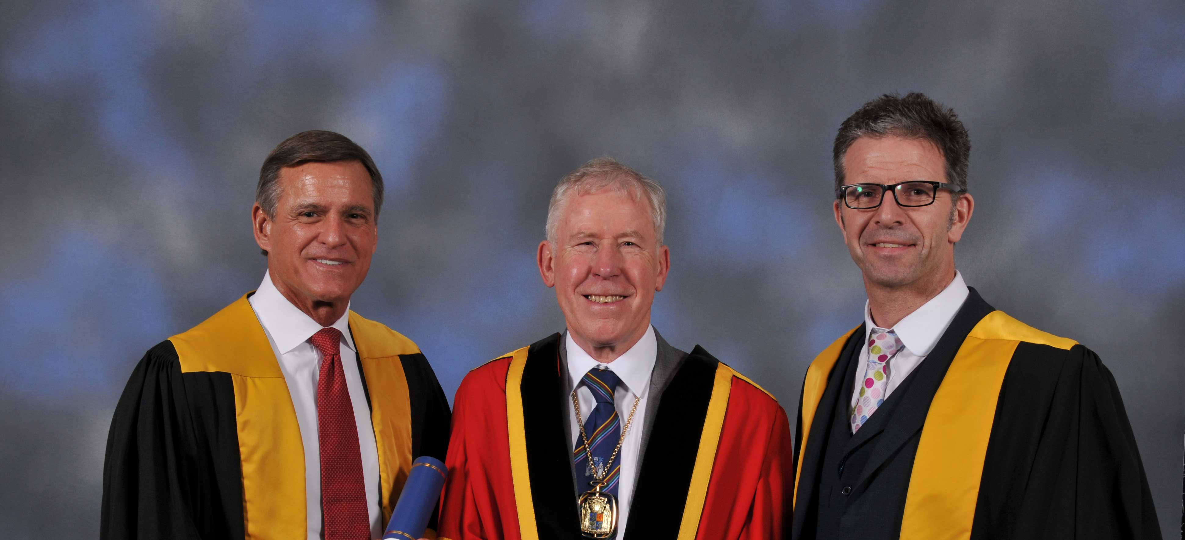 Royal College of Physicians and Surgeons of Glasgow Selects Dr. Clanton as an Honorary Fellow