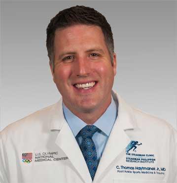 Dr. C. Thomas Haytmanek