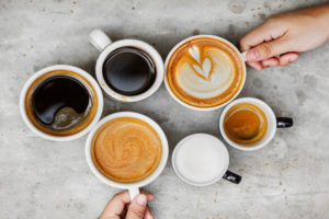 The Different Gourmet Coffee Drinks, Explained | Minas Espresso Inc.