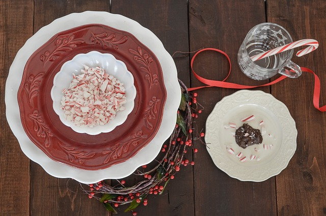 Candy Cane Peppermint Fudge - Minas Espresso - 5 Winter Coffee Recipes You Can Make at Home