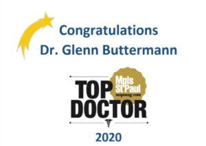 Dr. Buttermann Top Doctor