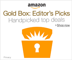 Amazon Gold Box Editor's Picks