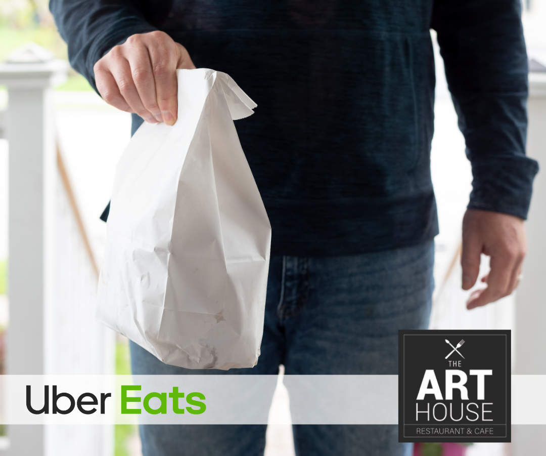 Uber Eats now available