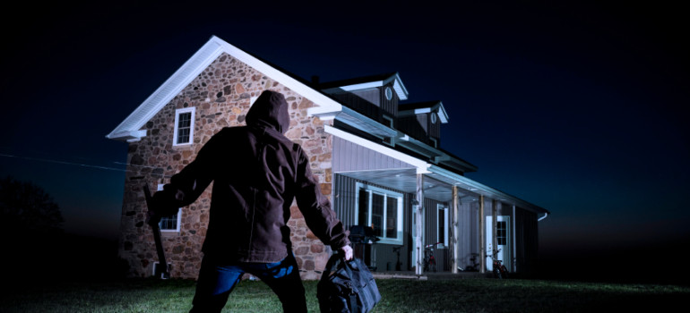 Steps to Take after Becoming Victim to a Burglary