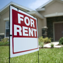 Renting out your property?