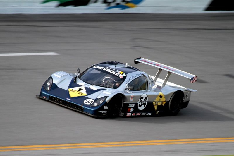 Jamison France finished third in the 2 hour enduro in a car that won the 24 hours of Daytona.