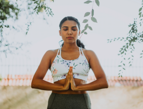 Woman-Meditating-Yoga-Self-Care