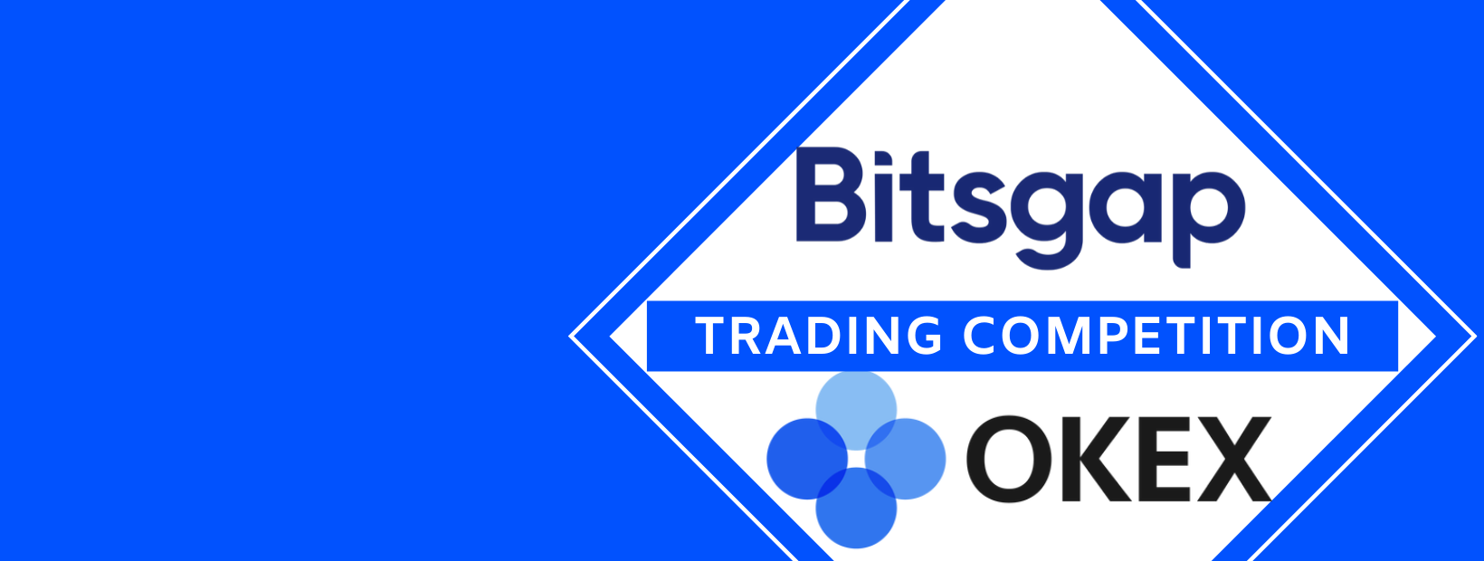 Bitsgap OKEx Trading Competition