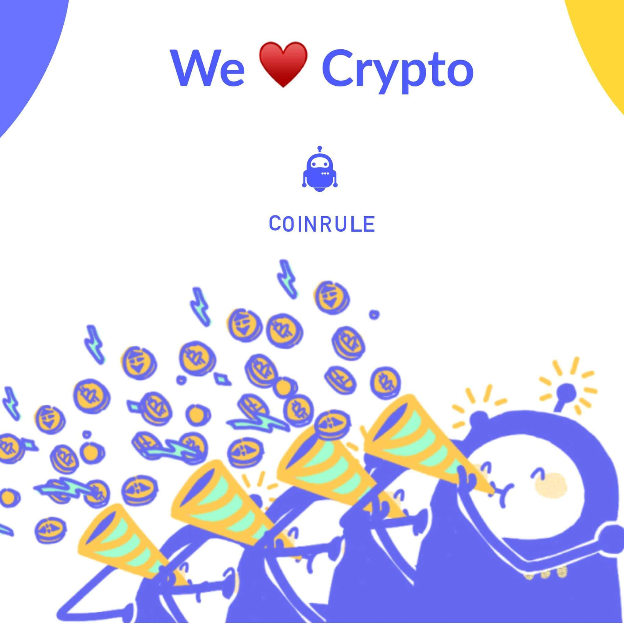 Coinrule Accepts Crypto Payments