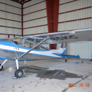 Aircraft – N485KC – 1958 Cessna 180 A – Closing 2 February 2018