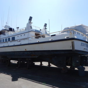Vessel – 1984 93' Sportfishing Boat – Dual John Deere Diesels – 71752 – Closing 28 February 2018