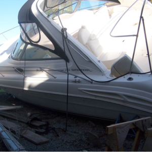 Vessel – 2000 34' Sea Ray Motor Yacht 340 Sundance SERT6677A000 – 72143 – Closes 27 April 2018