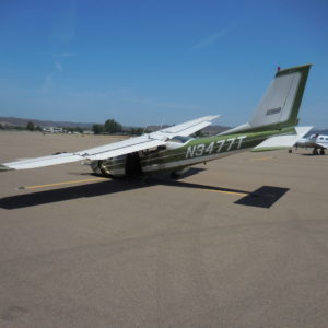 Aircraft – N3477T 1968 Cessna 177 Cardinal – 72613 – Closes: 8 February 2019