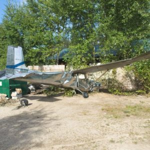 Aircraft – N5703A 1956 Cessna 172 – 71879 – Closes: 1 February 2019