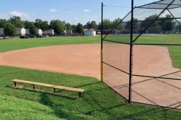 Grand Opening of the Newly Refurbished Oakbrook Park Baseball Field