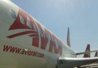 Avior confirma que volará a Ciudad de México