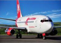Aerolíneas venezolanas plantean vuelos no regulares entre noviembre y diciembre, dice Avior