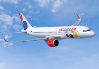 Grupo Viva Air ordena compra de 50 aviones A320