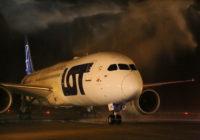 Panamá le da la bienvenida a LOT Polish Airlines